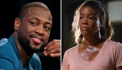 Dwyane Wade veut se lancer sur Only Fans, mais sa femme Gabrielle Union refuse NBA