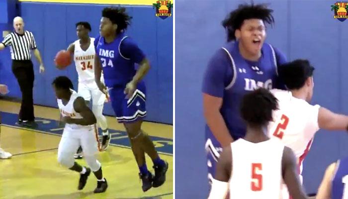 Jahzare Big Jah Jackson domine en ce moment en High School