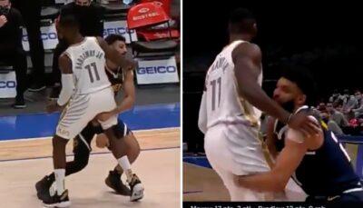 NBA – Jamal Murray exclu pour un coup de poing dans les parties génitales de son adversaire !