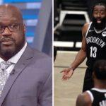 NBA – Shaq s'emporte contre James Harden : « Il n'a rien prouvé dans la ligue pour le moment ! »