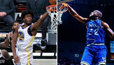 NBA – Un ancien coéquipier du Shaq le compare à James Wiseman