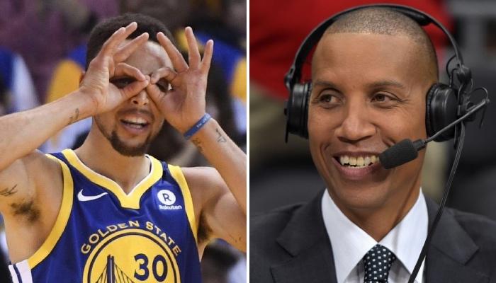 Reggie Miller a surpris Stephen Curry après sa progression dans un record all-time NBA