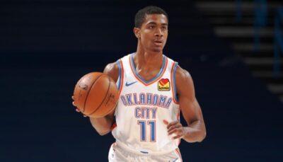 NBA – Théo Maledon flambe encore et entre dans l'histoire du Thunder !