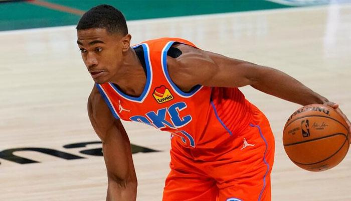 Théo Maledon impressionne ses coéquipiers en ce début de saison à OKC NBA