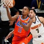 NBA – Première titularisation pour Théo Maledon !