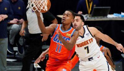 NBA – En mode record, Théo Maledon fait du jamais vu depuis Westbrook au Thunder !