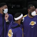NBA – Pourquoi l'effectif des Lakers échappe à la pandémie de coronavirus