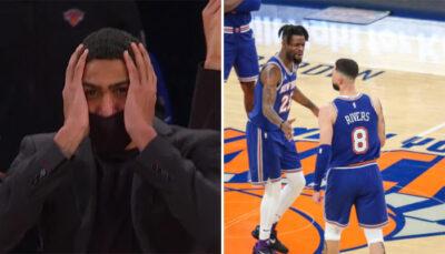 NBA – L'incroyable coup de chaud inattendu chez les Knicks !