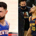 NBA – Steph Curry choqué par la performance historique d'un Knick