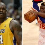 NBA – Clint Capela claque une perf jamais vue depuis le Shaq il y a 17 ans !