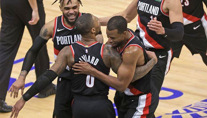 Héroïque, Damian Lillard offre la victoire au buzzer ! NBA
