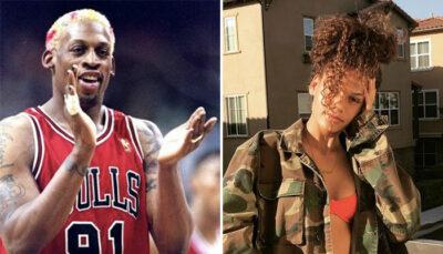 NBA – La fille de Dennis Rodman fait le buzz pour sa carrière !