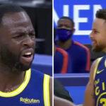 NBA – Steph Curry et les Warriors en colère après l'éjection polémique de Draymond Green