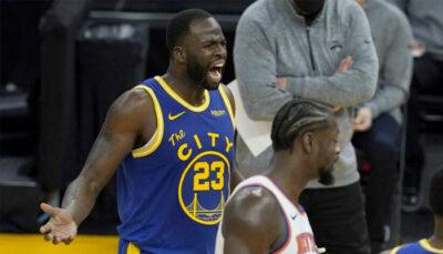 NBA – L'altercation lunaire entre Draymond Green et un fan des Lakers juste avant le play-in