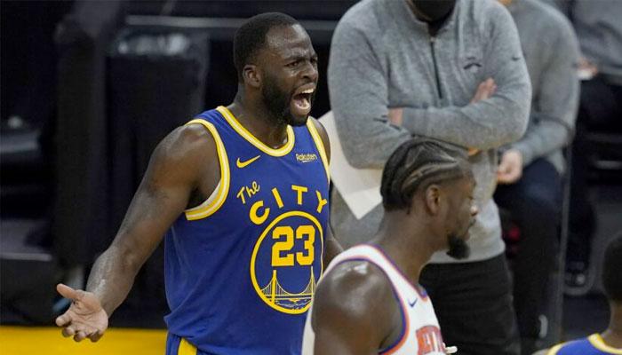 La nouvelle éjection ridicule de Draymond Green NBA