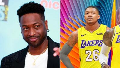 Dwyane Wade réagit à une potentielle arrivée de Beal aux Lakers NBA