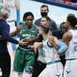NBA – Un Laker descend la ligue après la triple-amende infligée