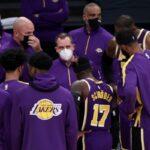 NBA – Les Lakers perdent un nouveau titulaire, Frank Vogel abattu
