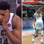 NBA – Giannis humilié, les fans se déchaînent contre lui !