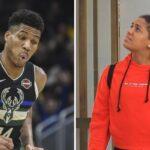 NBA – La copine de Giannis tacle parfaitement un célèbre hater du Freak !