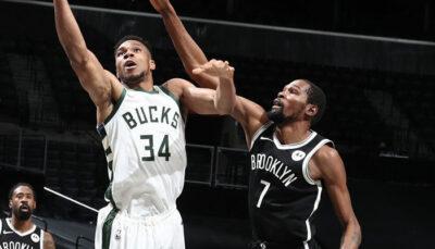 NBA – Quand Giannis fait payer le manque de respect des Nets