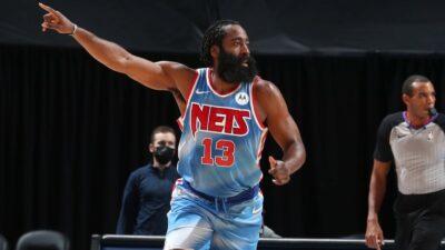 NBA – Le domaine où James Harden n'est pas content concernant les Nets