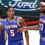 NBA – Malgré leur grande forme, les Knicks veulent mettre un joueur à la porte