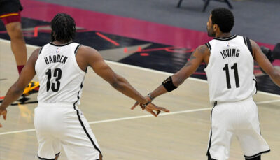 NBA – Les Nets encore battus malgré un super Kyrie !