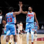 NBA – Kevin Durant s'enflamme après ses débuts réussis avec James Harden !