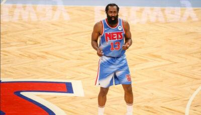 Les fans s'emballent devant la transformation mystérieuse de James Harden NBA