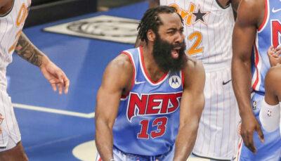 NBA – Absence prolongée pour James Harden !