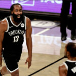 NBA – La première dans l'histoire réalisée par James Harden !