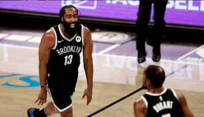 La première dans l'histoire réalisée par James Harden ! NBA