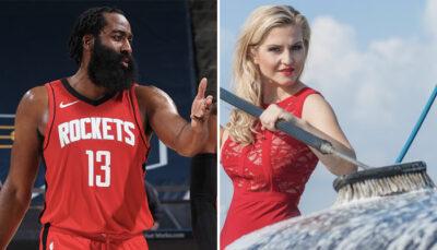 NBA – La géniale offre « anti-Harden » d'un carwash de Houston