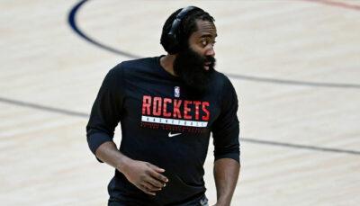 NBA – Les joueurs de la ligue réagissent au giga-trade de Harden