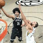 NBA – La réaction culte de Jarrett Allen après avoir détruit Gobert
