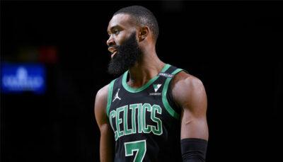 NBA – Fin de saison brutale pour Jaylen Brown !