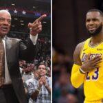 NBA – Julius Erving lâche son joueur préféré dans la ligue, LeBron snobé