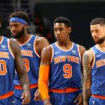 NBA – Les Knicks disent non à une star sur le marché