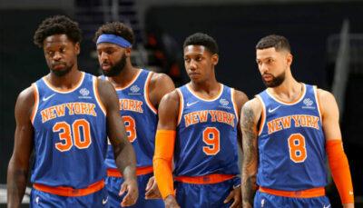 NBA – Le gros nom sur la liste des Knicks pour cet été
