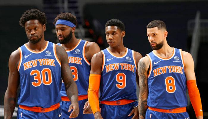 Les Knicks intéressés par un trade pour un très gros nom de l'Est NBA