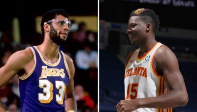 NBA – Monumental, Clint Capela fait du jamais vu depuis… 46 ans et KAJ !