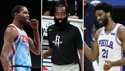 NBA – Sixers ou Nets ? James Harden avait sa préférence
