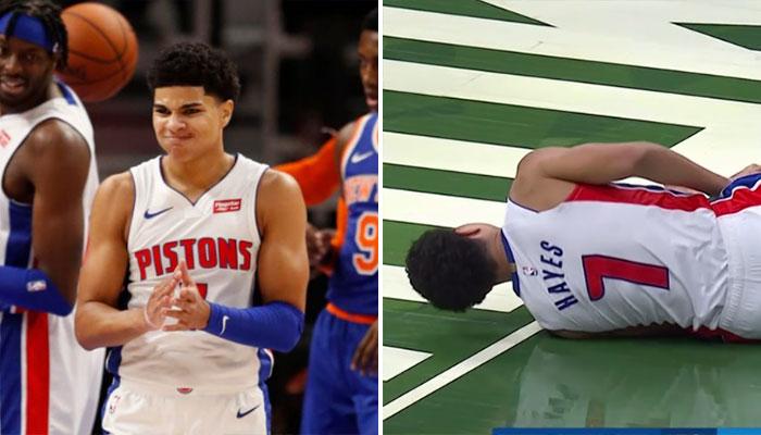 Inquiétude après la nouvelle blessure de Killian Hayes NBA