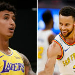 NBA – L'énorme compliment de Kyle Kuzma à Steph Curry