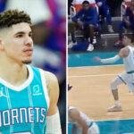 NBA – La passe folle à l'autre bout du parquet de LaMelo !