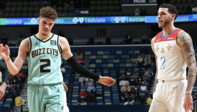 NBA – La grande question de Kuzma sur Lonzo et LaMelo