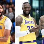 NBA – LeBron se fout de Davis, Kuzma mort de rire