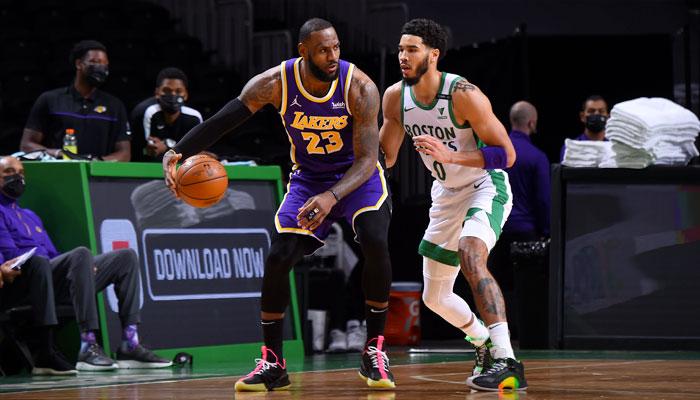 Les Lakers échappent miraculeusement à la défaite ! NBA