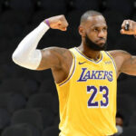 NBA – Le top 5 fou dont LeBron occupe… toutes les places !